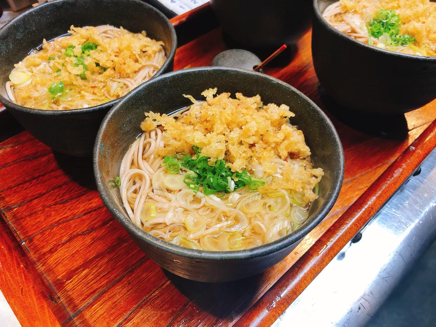 蕎麦(温)